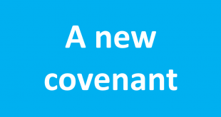 a new covenant